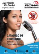 CATALOGO DE PRODUCTOS Mx